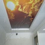 Многоуровневый потолок фото 14