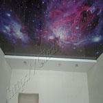 Многоуровневый потолок фото 15