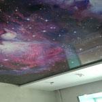 Многоуровневый потолок фото 17