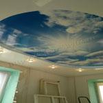 Многоуровневый потолок фото 21