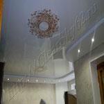 Многоуровневый потолок фото 40