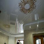 Многоуровневый потолок фото 41