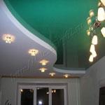 Многоуровневый потолок фото 45