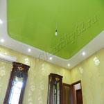 Многоуровневый потолок фото 49