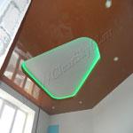 Многоуровневый потолок фото 5