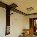 Многоуровневый потолок фото 54