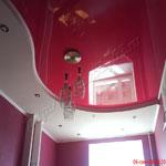 Многоуровневый потолок фото 61