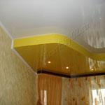 Многоуровневый потолок фото 62