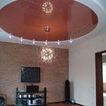 Многоуровневый потолок фото 63