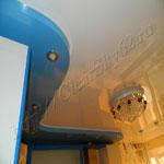 Многоуровневый потолок фото 78