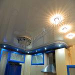 Многоуровневый потолок фото 79