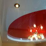 Многоуровневый потолок фото 88